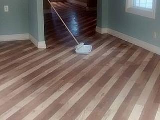 PRZ Builders - Floor Installation